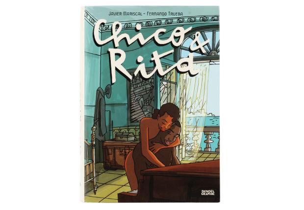 Mariscal Chico y Rita