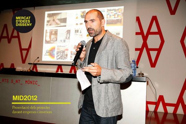Presentación proyectos delante empresas MID 2012