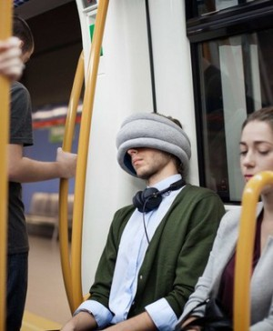 1 ostrich pillow light