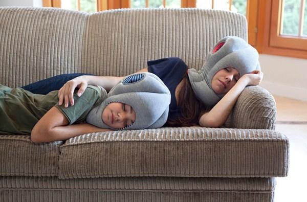 13 ostrich pillow junior