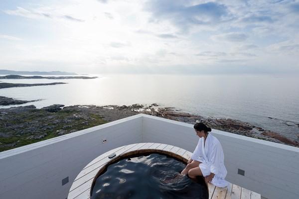 saunas y bañeras de hidromasaje canada hotel diariodesign