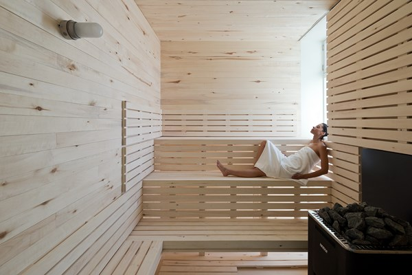 Fogo Island Inn Newfoundland Architect saunas y bañeras de hidromasaje Todd Saunders diariodesign