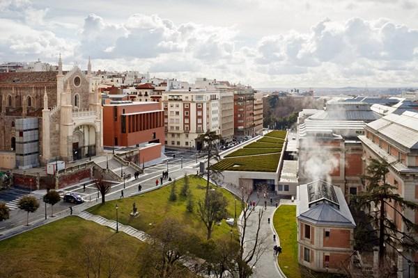 17 Ampliación del Museo del Prado, Madrid, 1998_2007_Fotógrafo Michael Moran _ Rafael Moneo_Cortesía Fundación Barrié