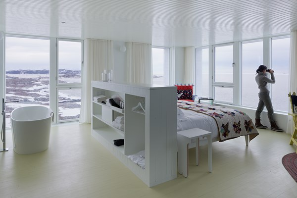 Fogo Island Inn Newfoundland Architect habitaciones Todd Saunders diariodesign