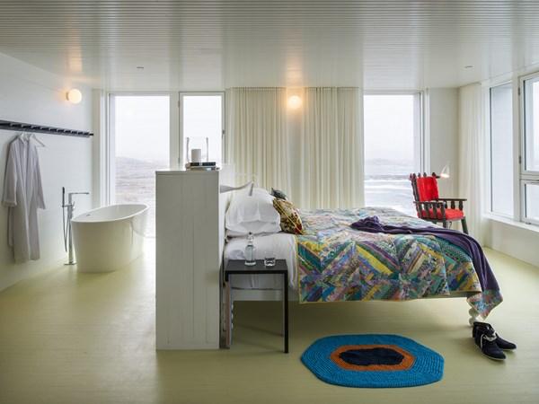 Room 9 Fogo Island Inn Newfoundland Architect diariodesign