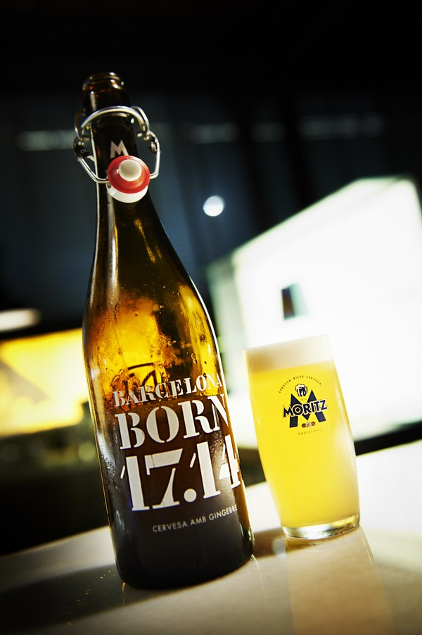 Cervesa Moritz 17.14