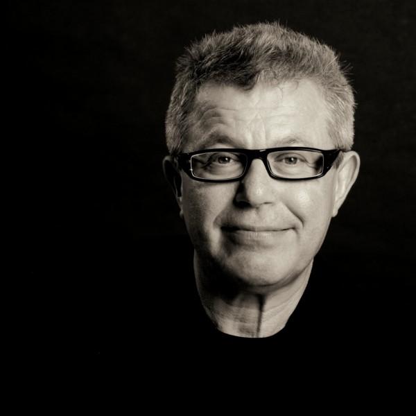Daniel Libeskind. Fotografía de Ilan Besor.