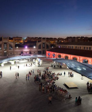 ESCARAVOX by Andrés Jaque Architects Office for Political Innovation-Matadero Madrid-00