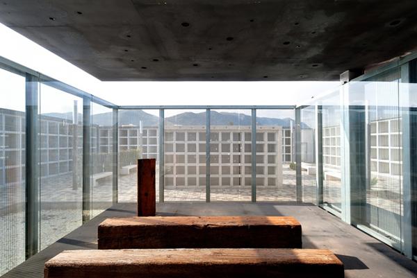QBarquitectos Cementerio de Pedreguer 9