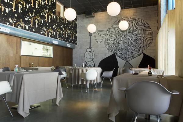 Restaurante Seis Ocho: alta cocina y diseño vanguardista más allá ...