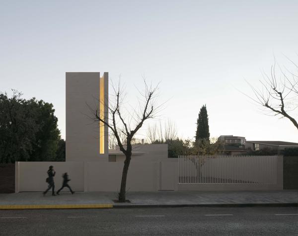 casa en igualada Jaime Prous y Damián Ribas  Alejo Bague1