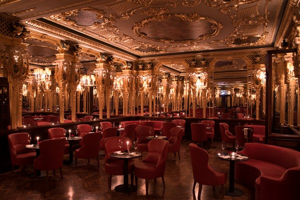 Cafe Royal London www.jamesbedford.com