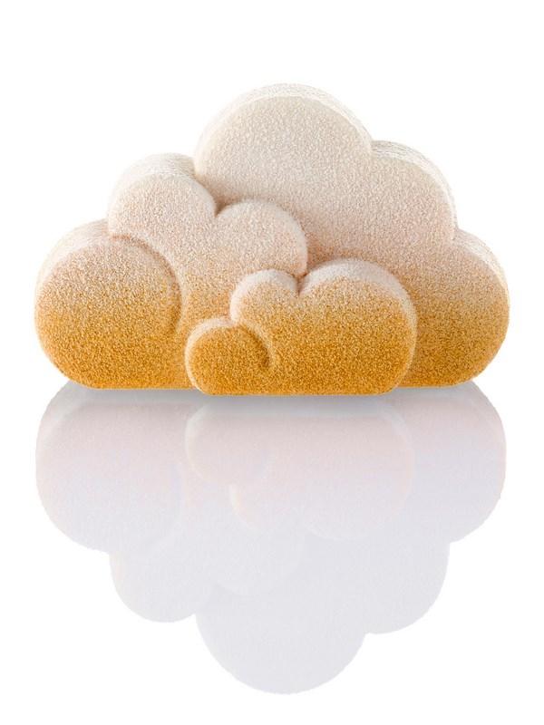 snow cloud front design haagen dazs diariodesign