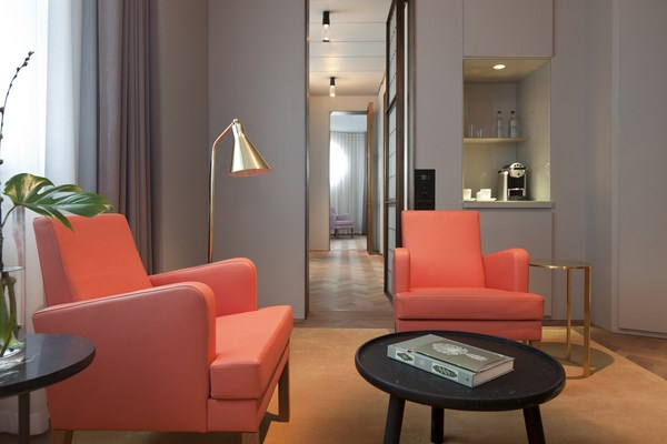 24 Cafe Royal hotel - Glasshouse Suite3