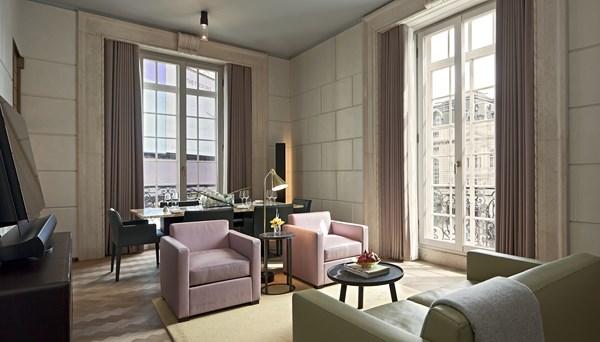 26 Cafe Royal hotel - Regent Suite2