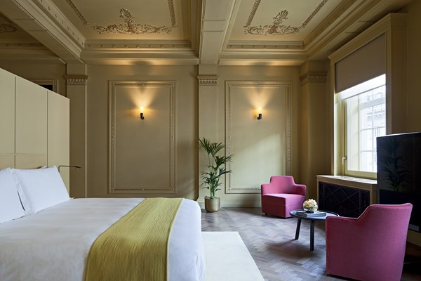 33 Cafe Royal hotel - Celestine Suite1