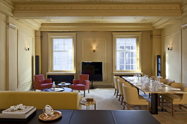 34 Cafe Royal Hotel - Celestine Suite3