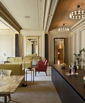 36 Cafe Royal hotel - Empire Suite 2