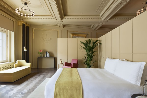 38 Cafe Royal hotel - Empire Suite1