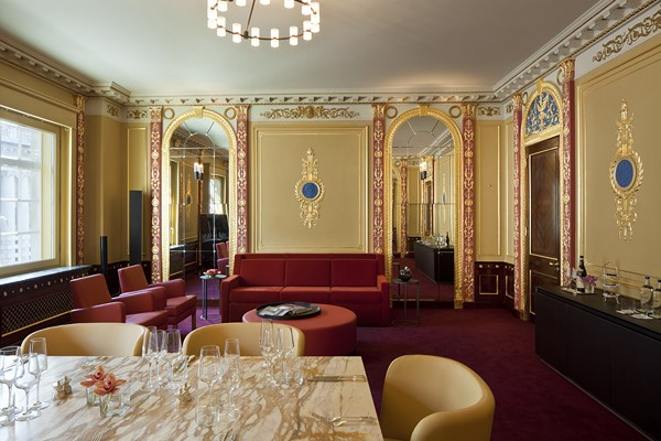40 Cafe Royal hotel - Club Suite2