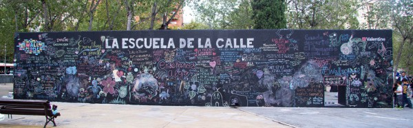 7. Wallpeople Escuela Calle BJ