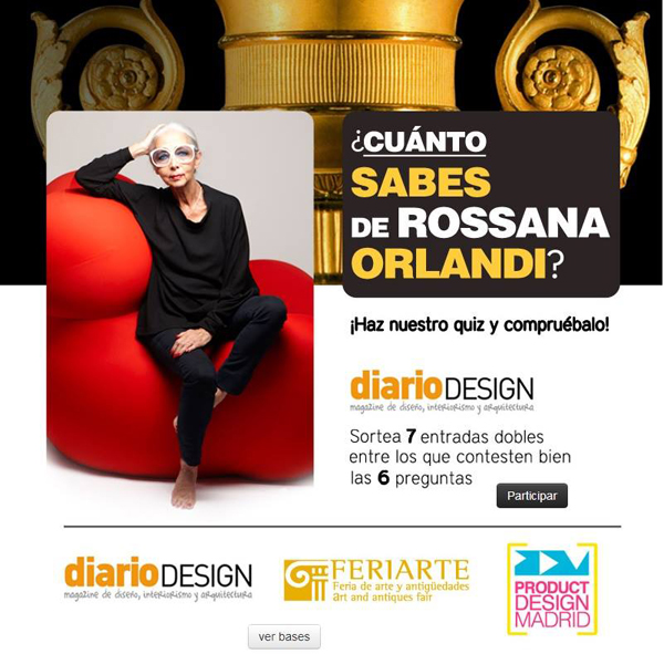 Feriarte Rossana Orlandi