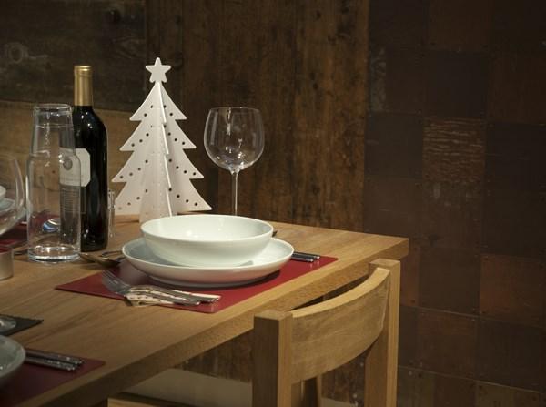MUJI-Oak Dining