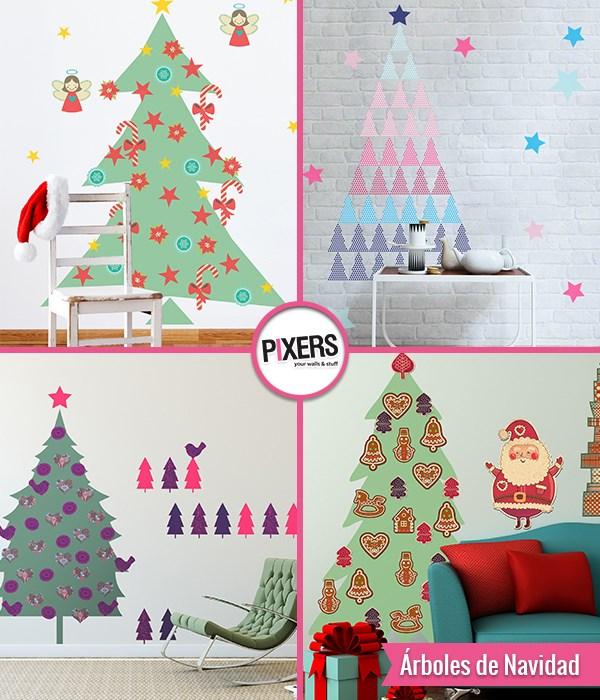 PIXERS-Árboles de Navidad