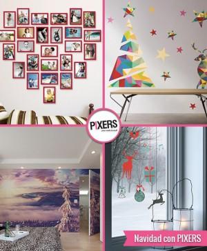 PIXERS-Navidad con PIXERS