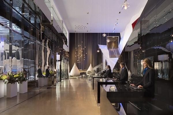 Radisson Blu Mall Of America-Krion 2