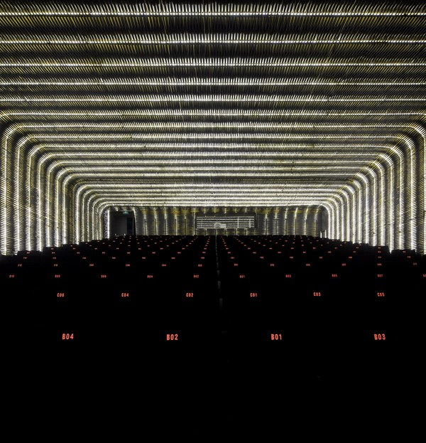 THE GREAT INDOORS-Cineteca Matadero Madrid by CHURTICHAGA+QUADRA SALCEDO