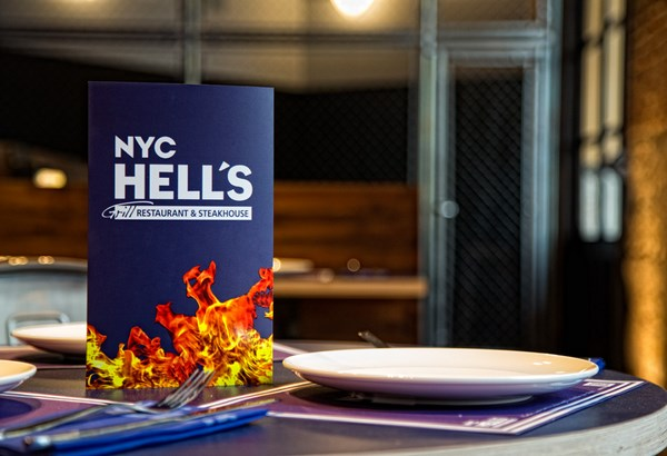10 Restaurante NyC Hells