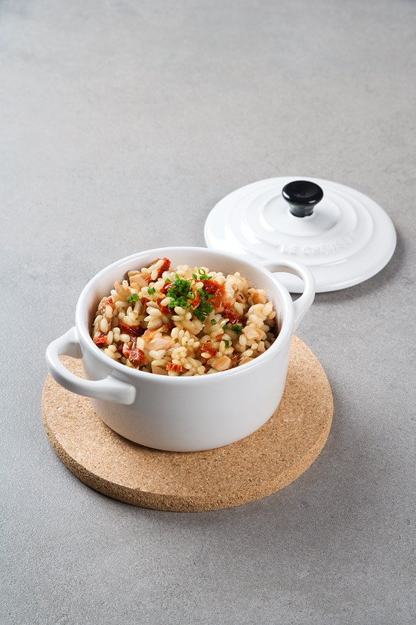 100º Fogones: Cazuelita arroz
