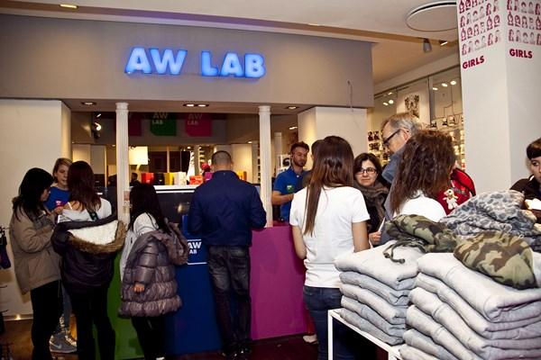 2 aw lab