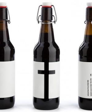 diseño de cerveza l'ermita diariodesign
