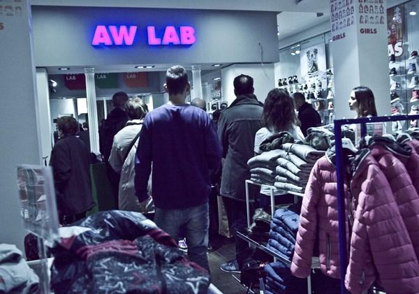 4 aw lab
