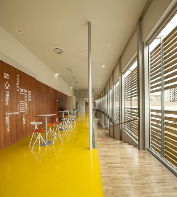 Centro Cultural Castelo Branco Mateo Arquitectura 10