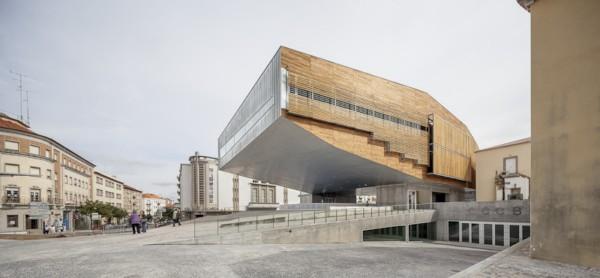 Centro Cultural Castelo Branco Mateo Arquitectura 5