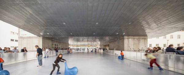 Centro Cultural Castelo Branco Mateo Arquitectura 7