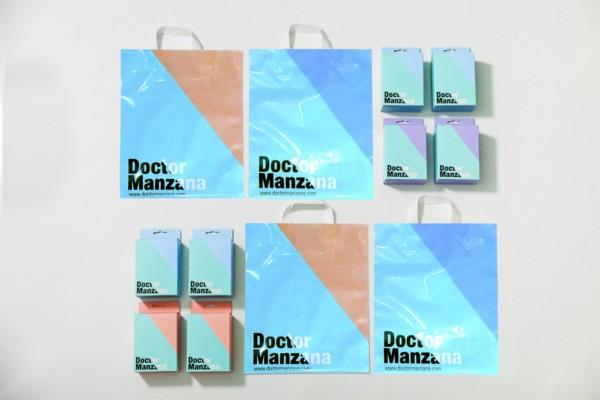 Doctor Manzana smartphones proyecto Masquespacio diariodesign
