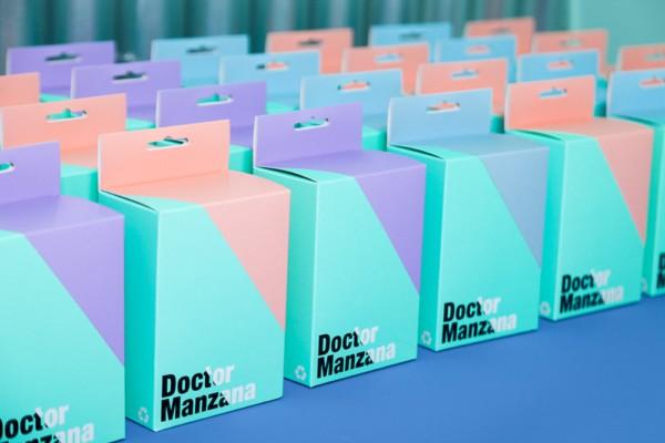 Doctor Manzana Masquespacio diariodesign