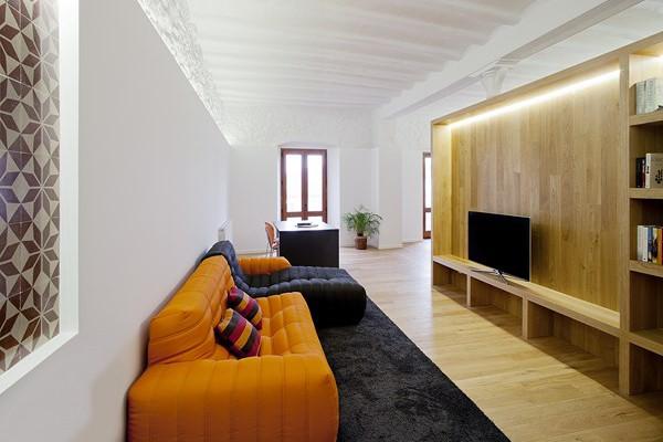 Casa Mosaico: Cubus Taller d'Arquitectura lleva a cabo una rehabilitación con memoria en Palamós.