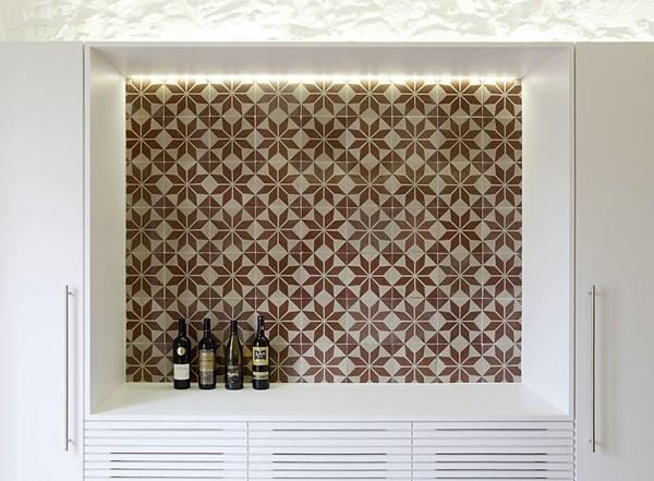 5 casa mosaico