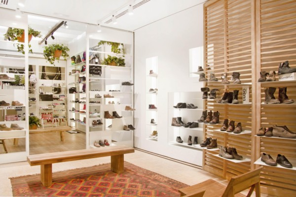 Ulanka tienda de zapatos de valencia