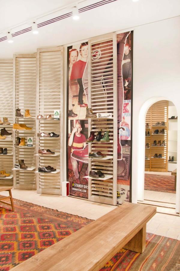 interior tienda Ulanka en valencia en diariodesing
