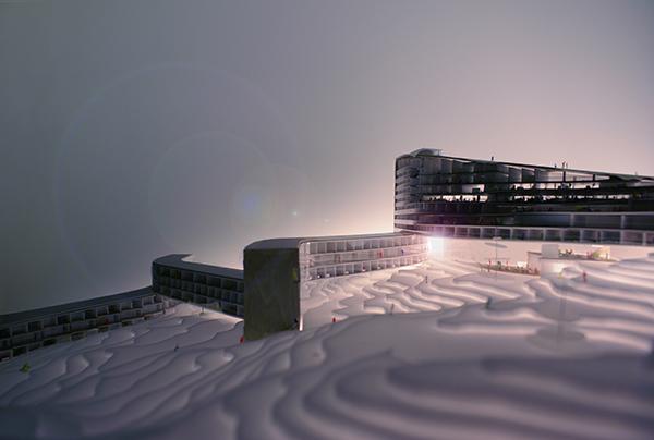 Cool ski design top 12 arquitectura y dise o para amantes for Designhotel ski