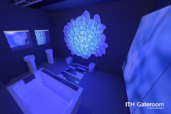 ITH GateRoom Fitur 2014 apertura