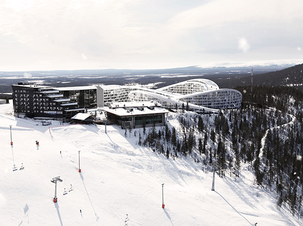 Koutalaki Ski Village Big – Bjarke Ingels Group