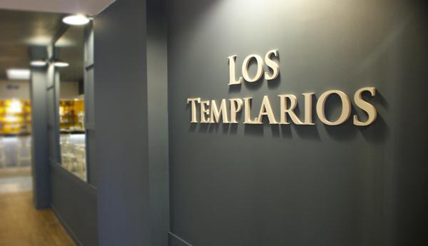 restaurante los templarios en monesterio badajoz de artefactum diariodesign