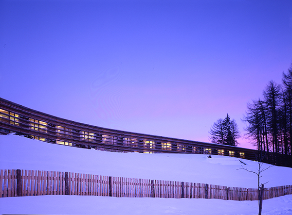 Virgilius Mountain Resort Matteo Thun